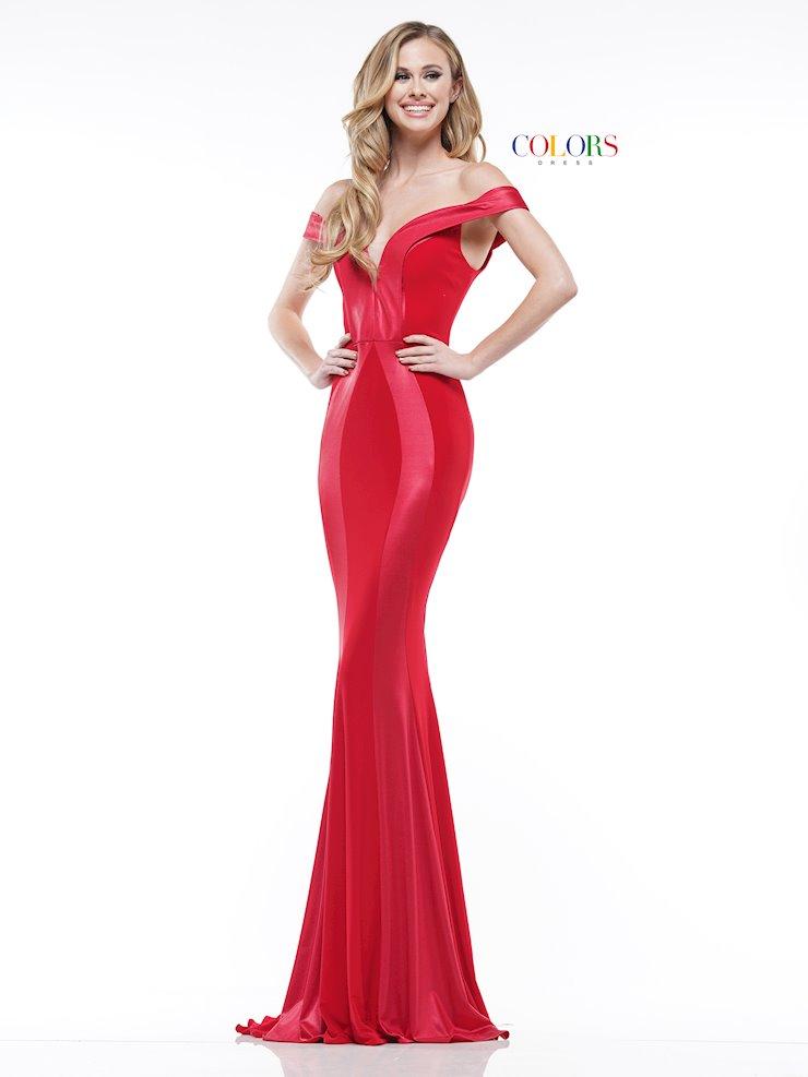 Colors Dress 2185