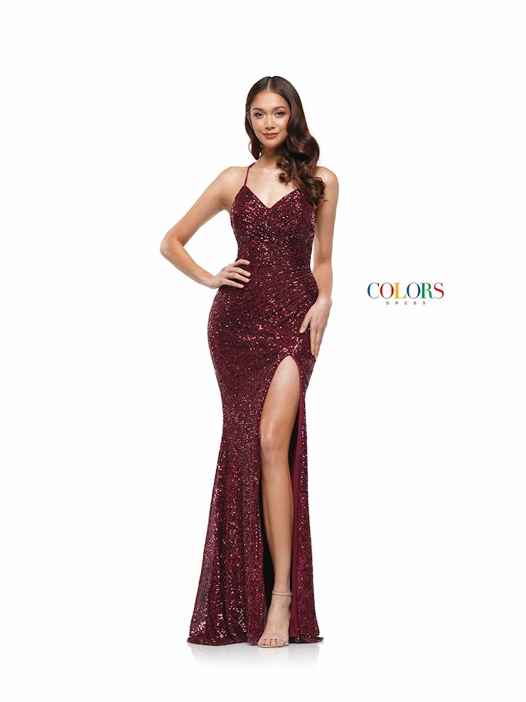 Colors Dress Style #2188