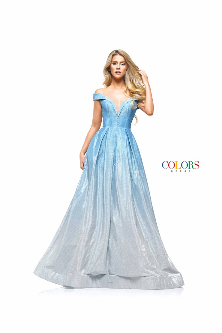 Colors Dress 2191