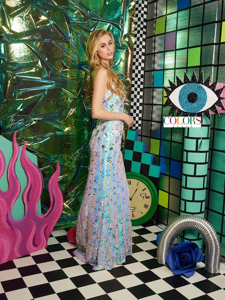 Colors Dress 2213