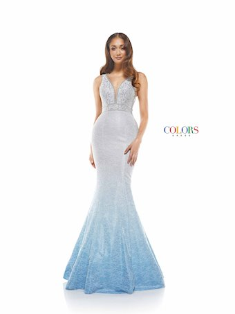 Colors Dress #2272