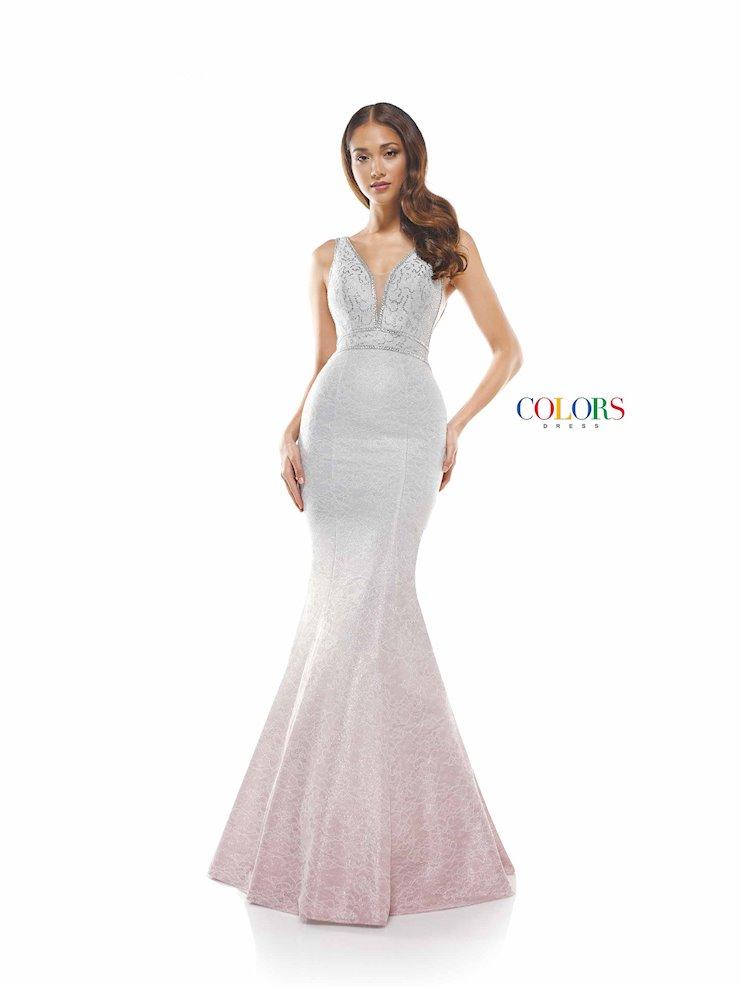 Colors Dress 2272