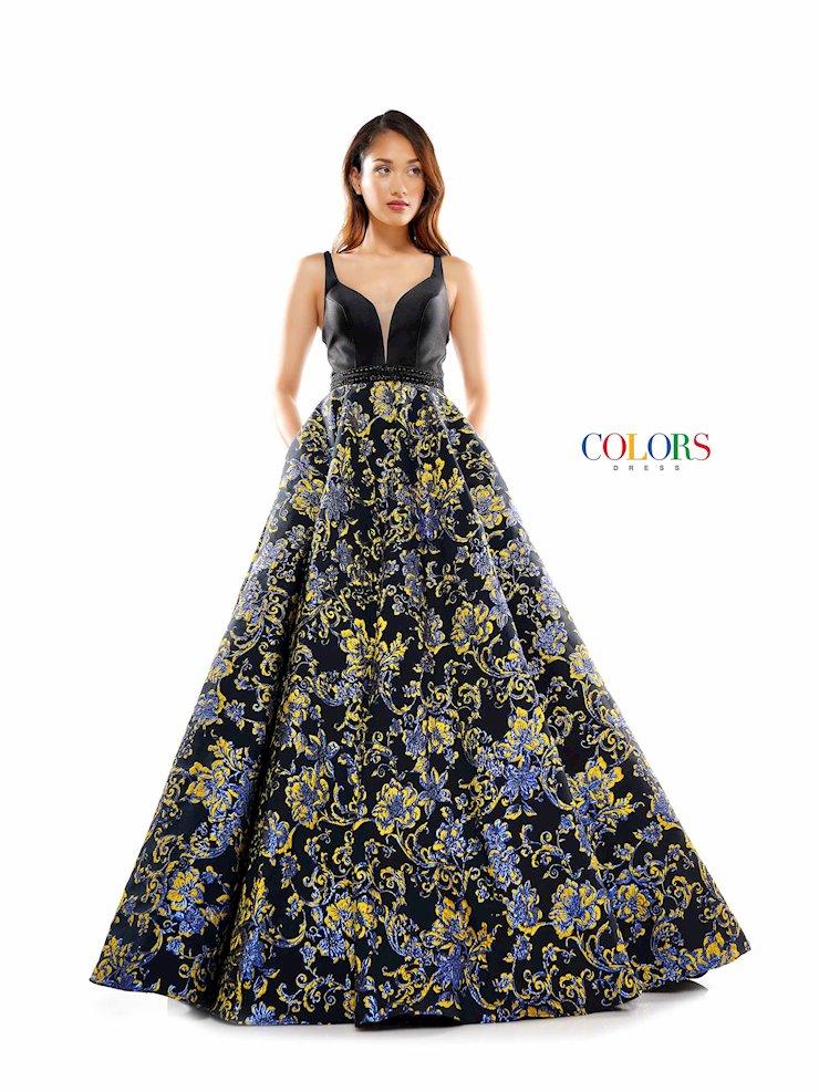 Colors Dress Style #2273