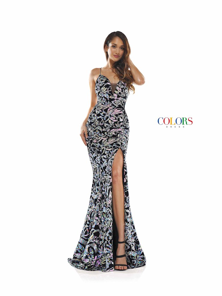 Colors Dress 2277