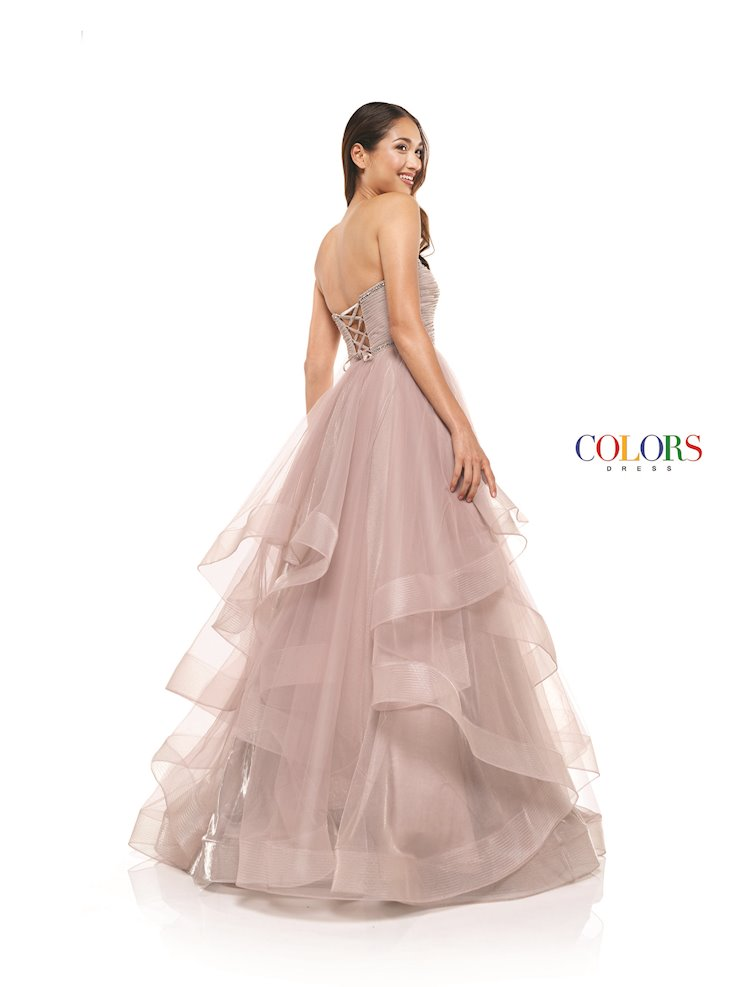 Colors Dress 2279