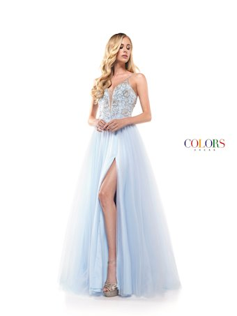 Colors Dress 2283