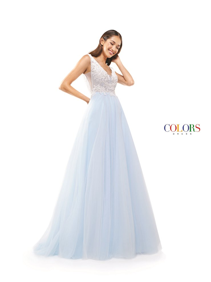 Colors Dress 2284