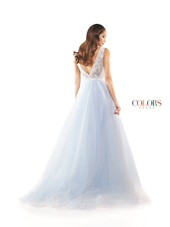 Colors Dress #2284