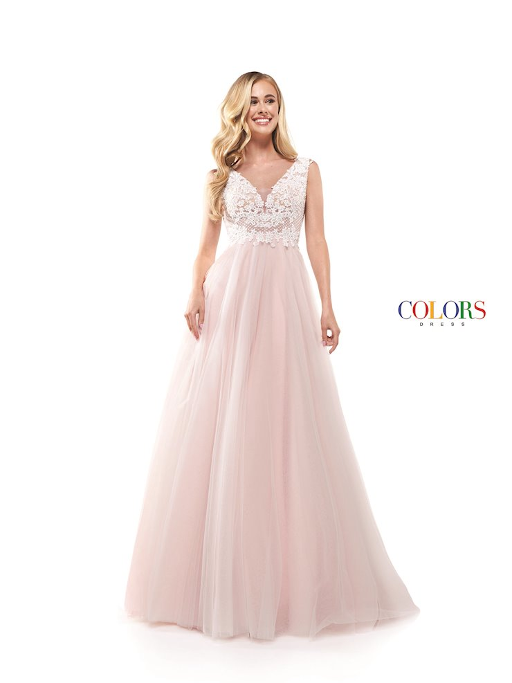 Colors Dress 2284