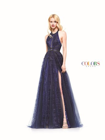 Colors Dress 2285