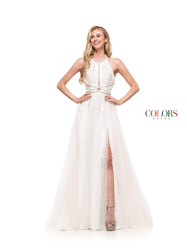 Colors Dress 2285