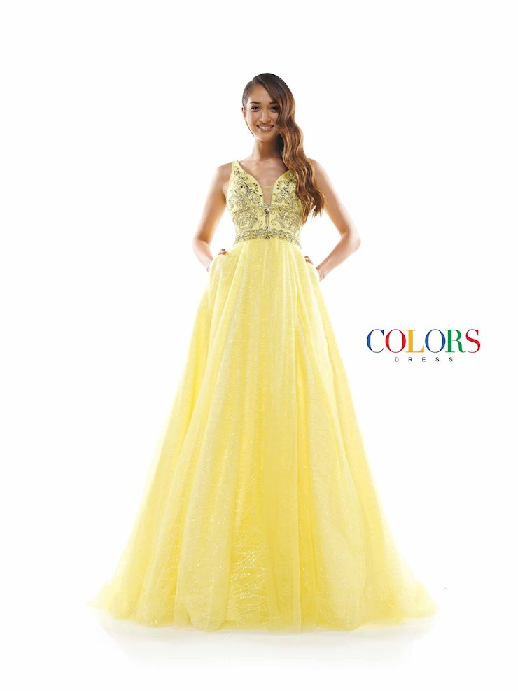 Colors Dress 2286