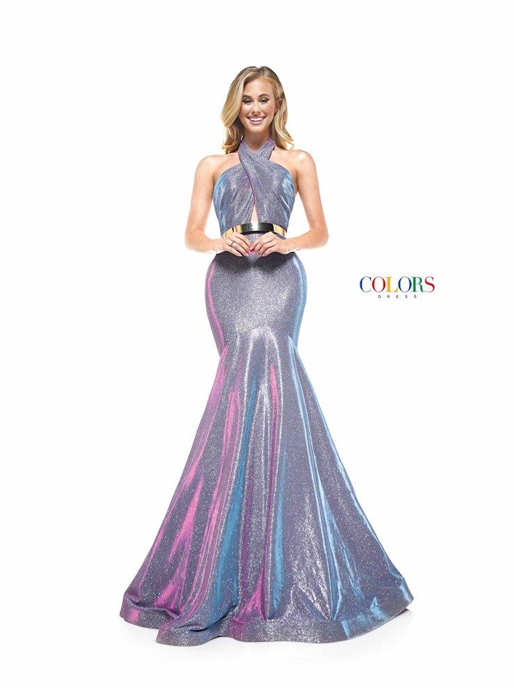 Colors Dress 2287