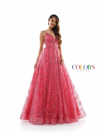 Colors Dress #2288