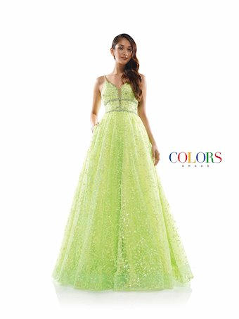 Colors Dress 2288
