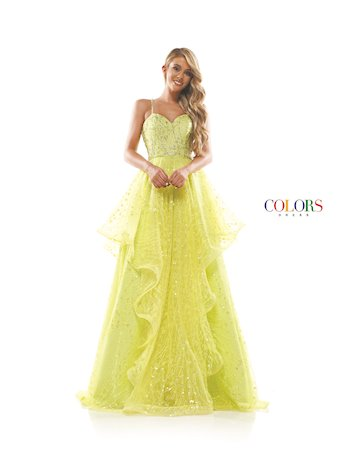 Colors Dress Style #2289