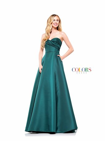 Colors Dress 2291