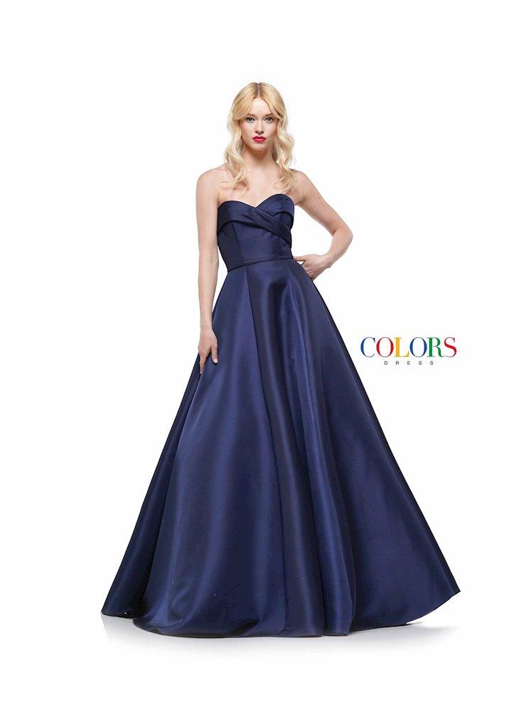 Colors Dress 2291
