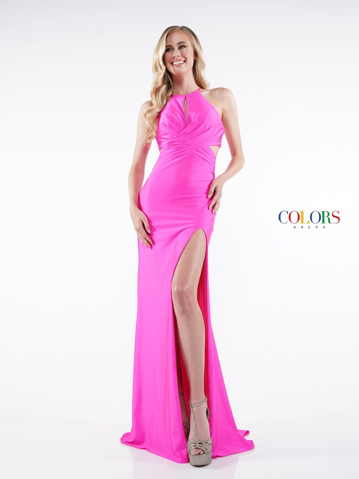 Colors Dress 2294