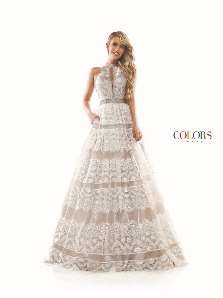 Colors Dress 2296 Image