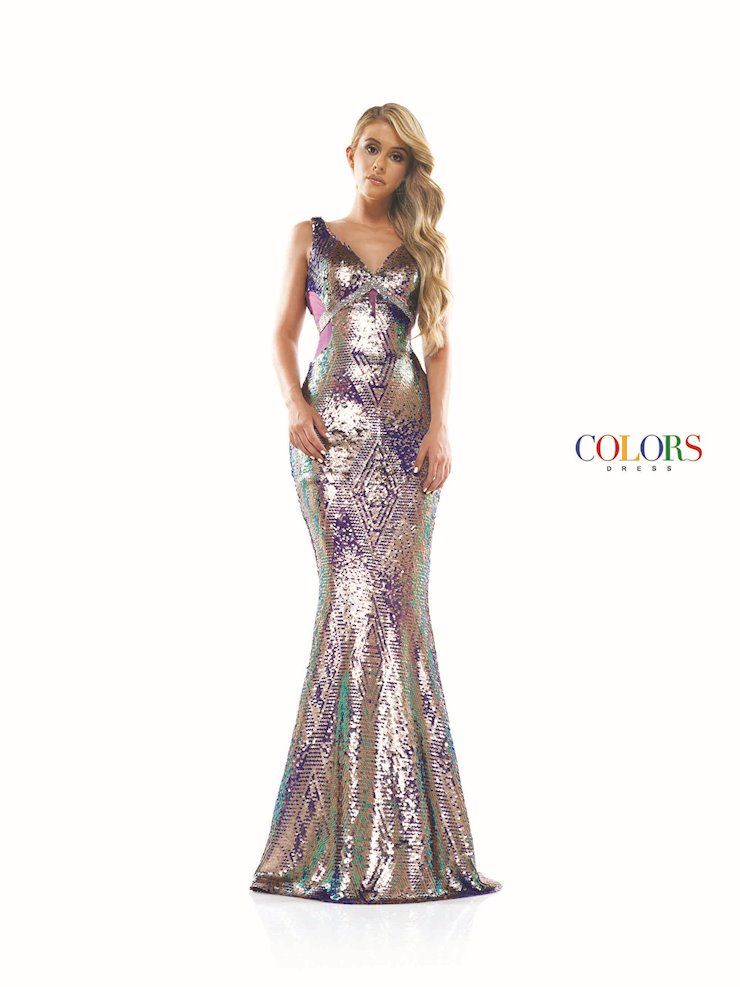 Colors Dress 2298