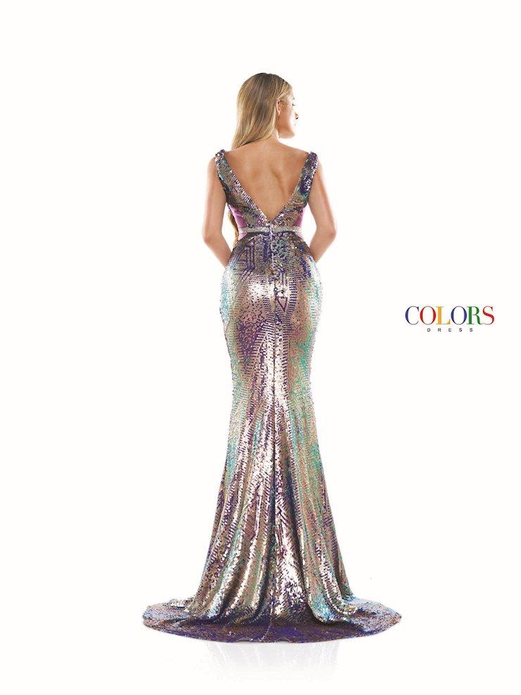 Colors Dress 2298