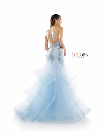 Colors Dress #2301