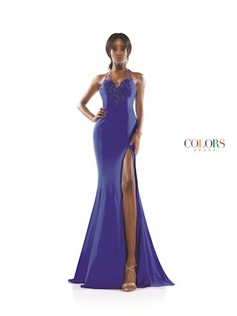 Colors Dress Style #2302