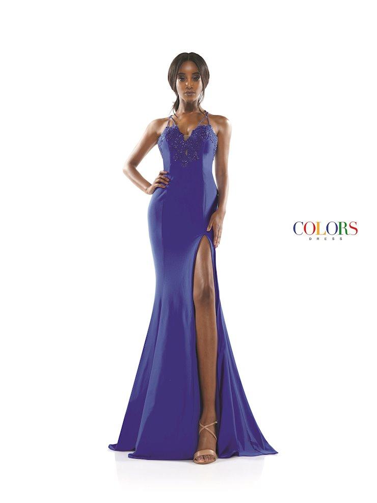 Colors Dress 2302