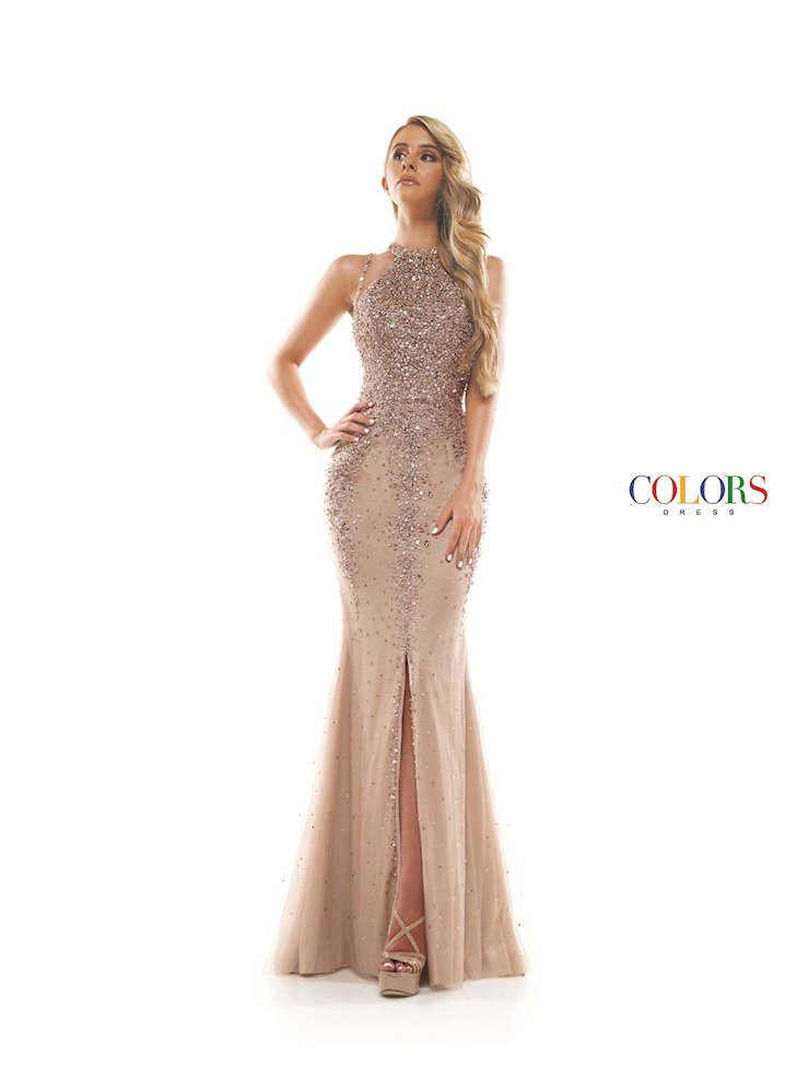 Colors Dress 2303