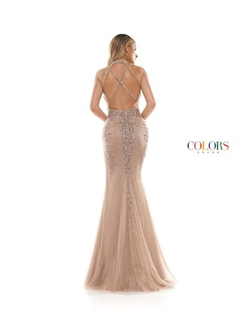 Colors Dress #2303