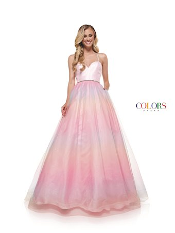 Colors Dress 2304