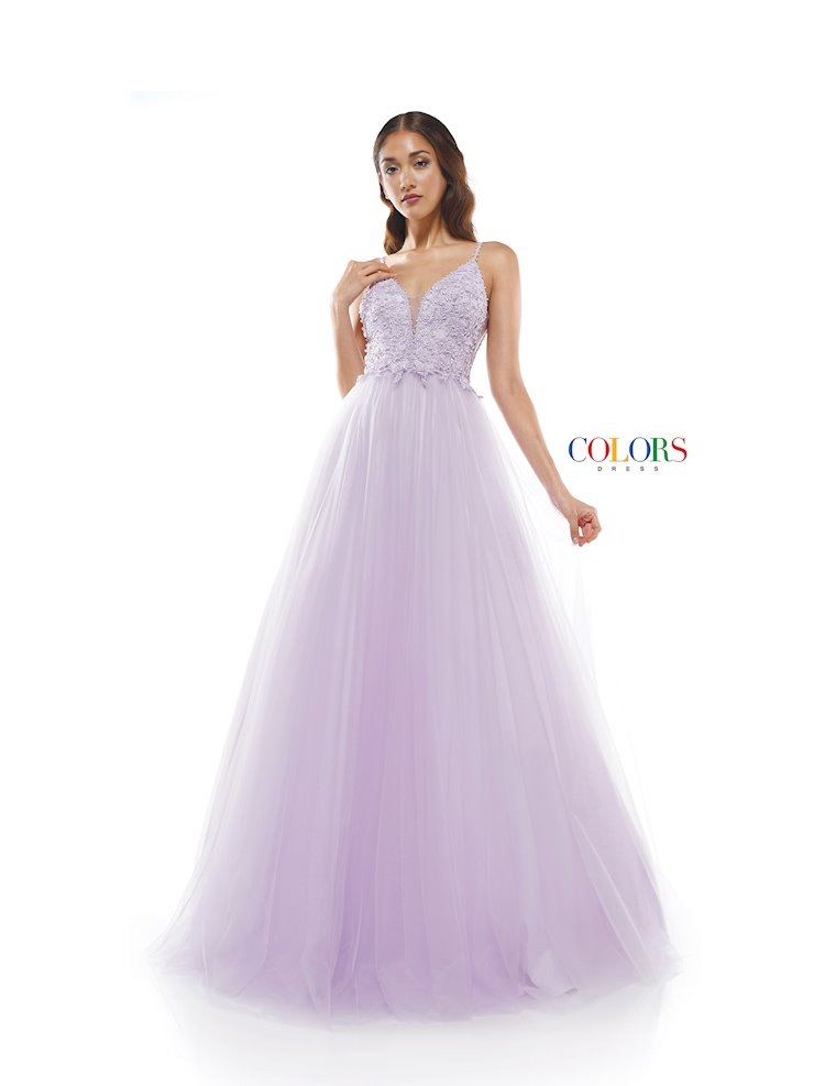 Colors Dress 2311 Image
