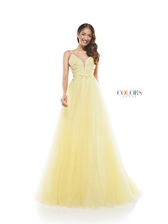 Colors Dress 2311