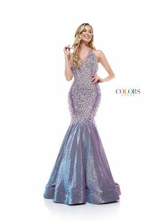 Colors Dress #2317