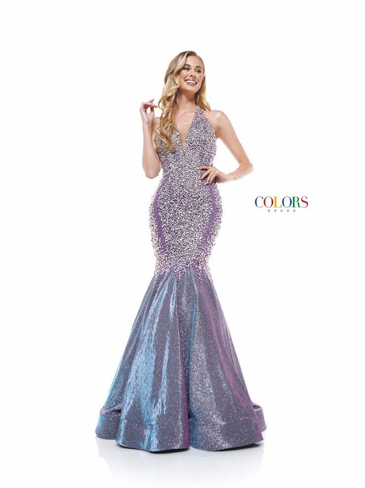 Colors Dress 2317