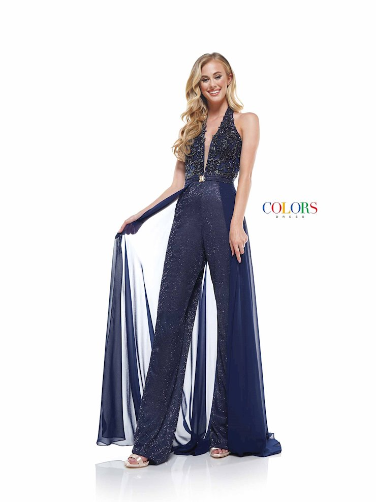 Colors Dress 2319