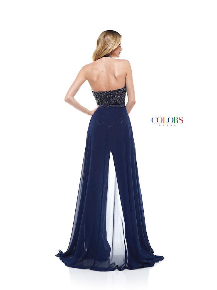 Colors Dress 2319