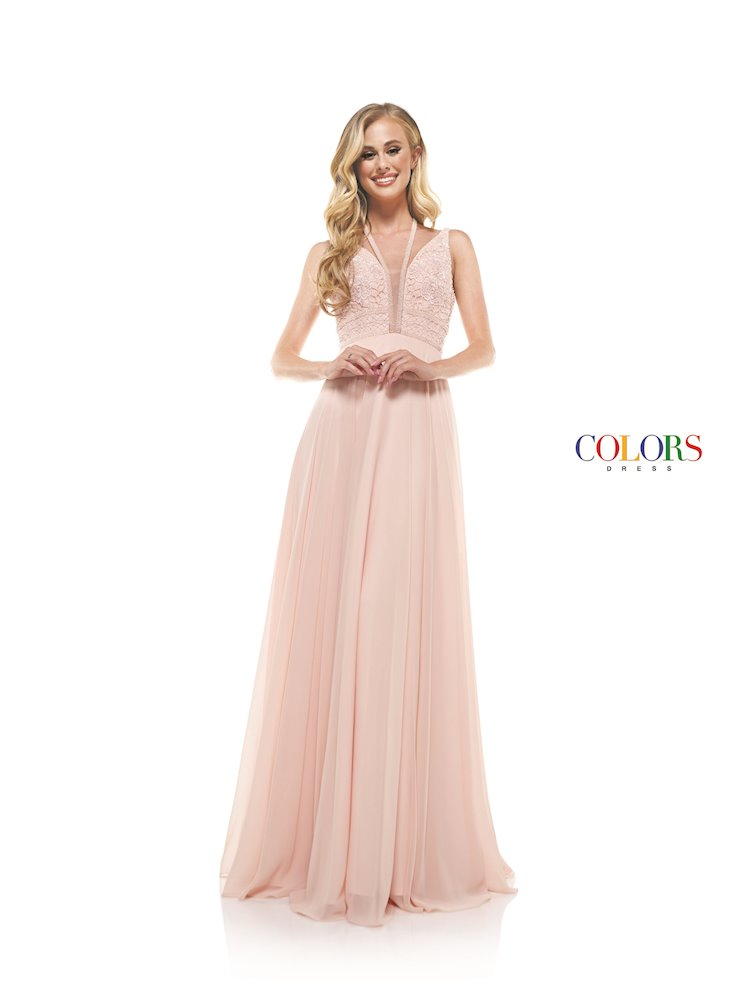 Colors Dress 2320
