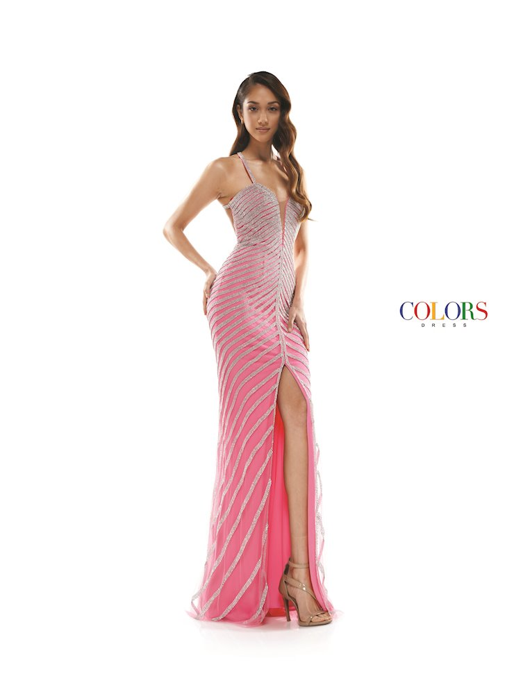 Colors Dress Style #2321