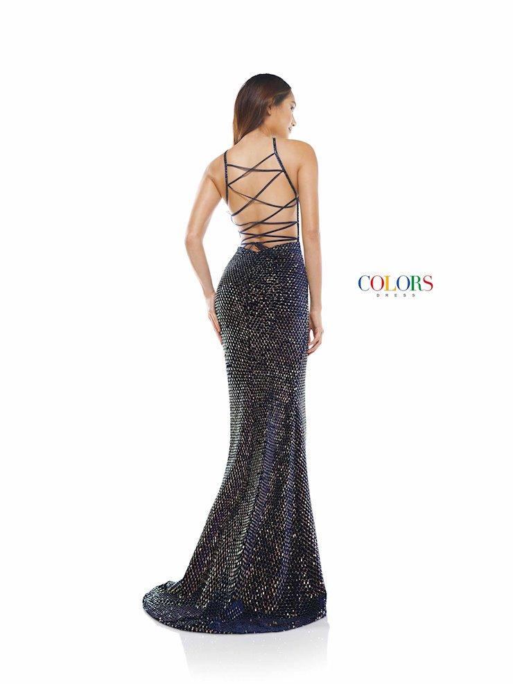 Colors Dress 2323