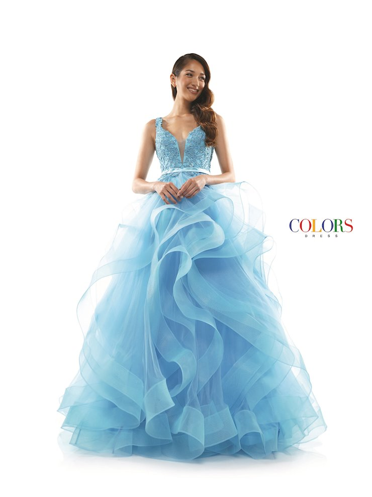 Colors Dress 2325 Image
