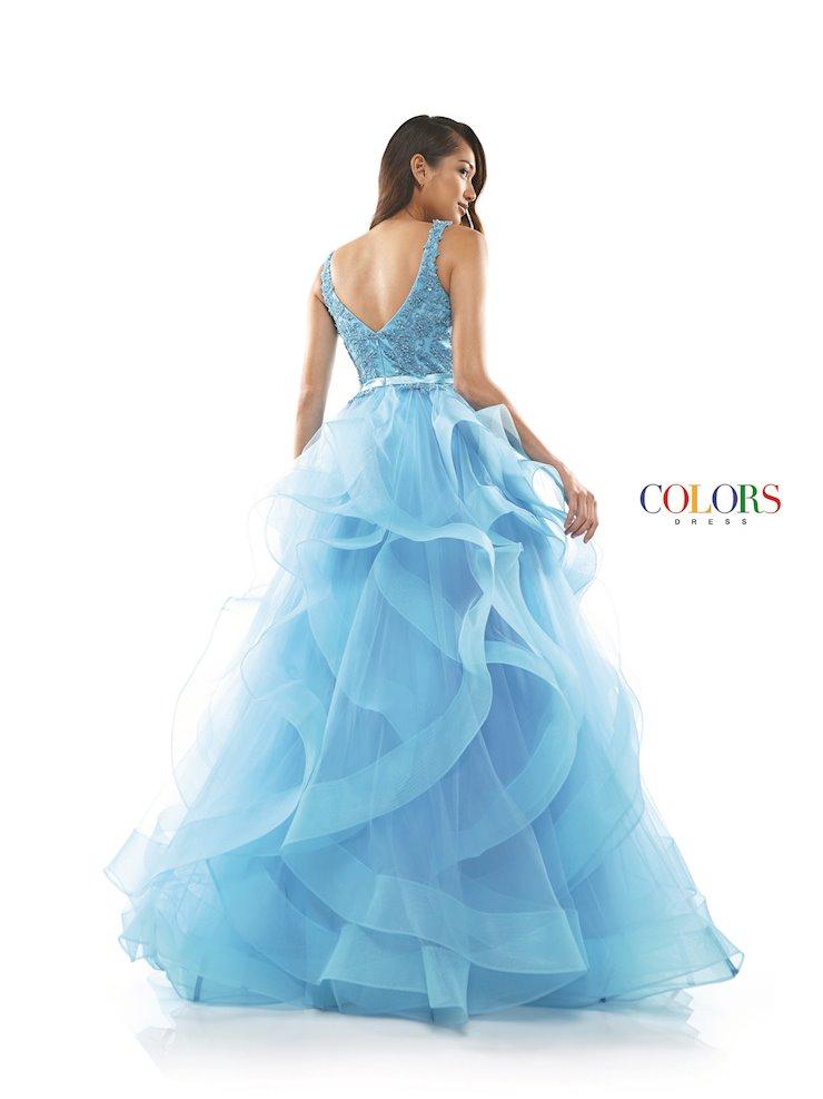 Colors Dress Style #2325