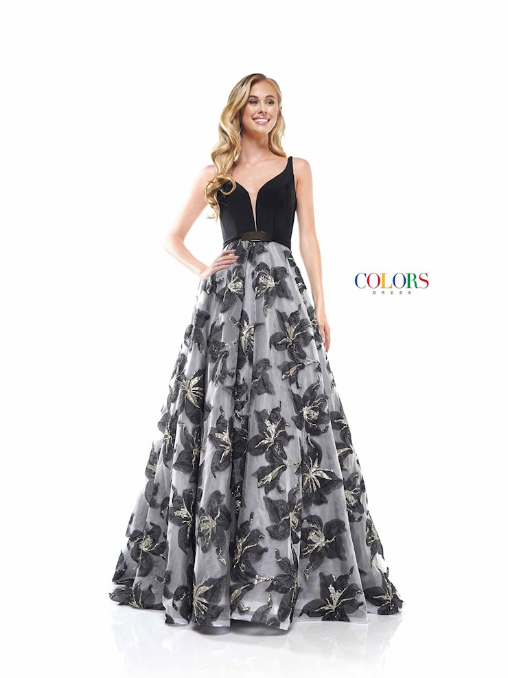 Colors Dress 2327