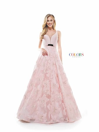 Colors Dress Style #2327