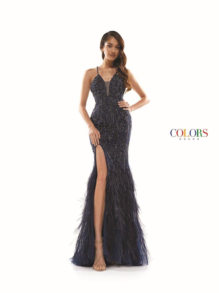 Colors Dress Style #2328