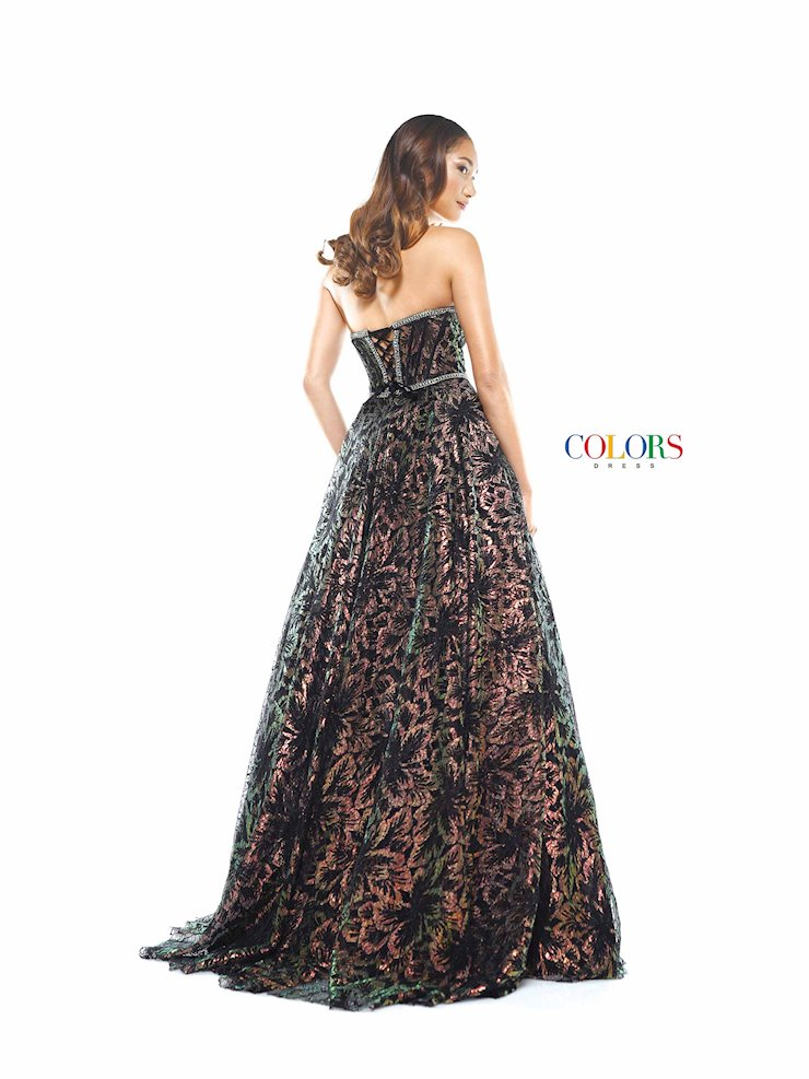 Colors Dress 2329