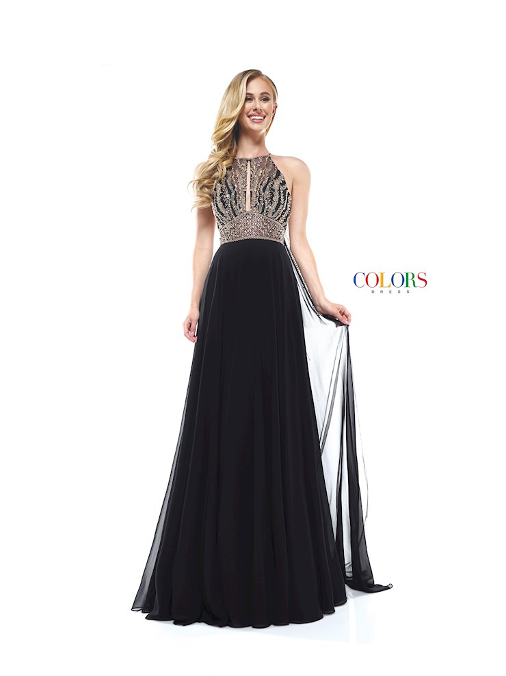 Colors Dress 2335