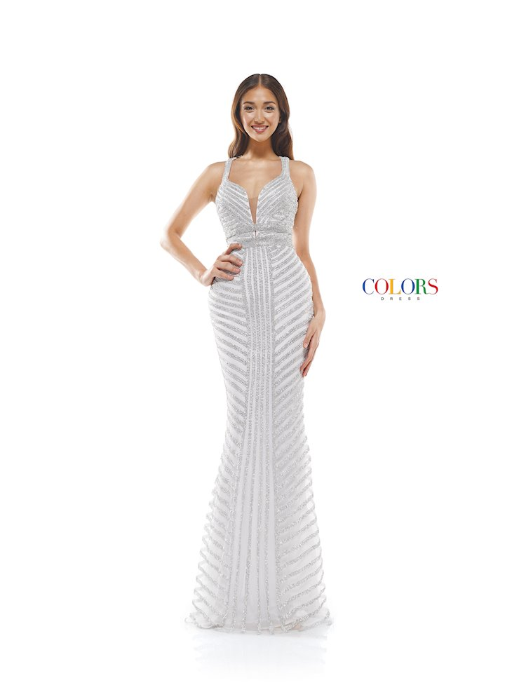 Colors Dress 2337