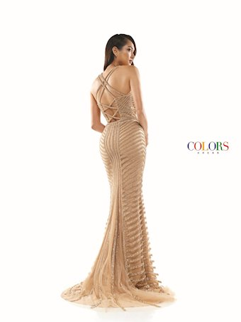 Colors Dress #2337